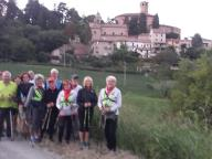 CAMMINATA IN NORDIC WALKING CON PAOLA R.