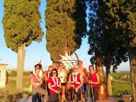 CAMMINATA IN TECNICA NORDIC WALKING CON PAOLA R.