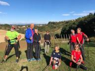 CAMMINATA IN TECNICA NORDIC WALKING
